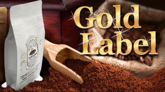 Kopi Luwak Gold Label - Ground coffee (100G)