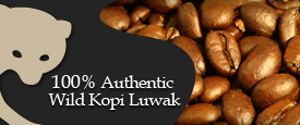 Kopi Luwak 1 - Jack coupon